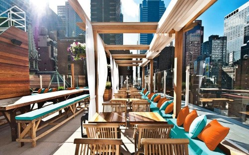 Top 10: the best hotels in Midtown, New York