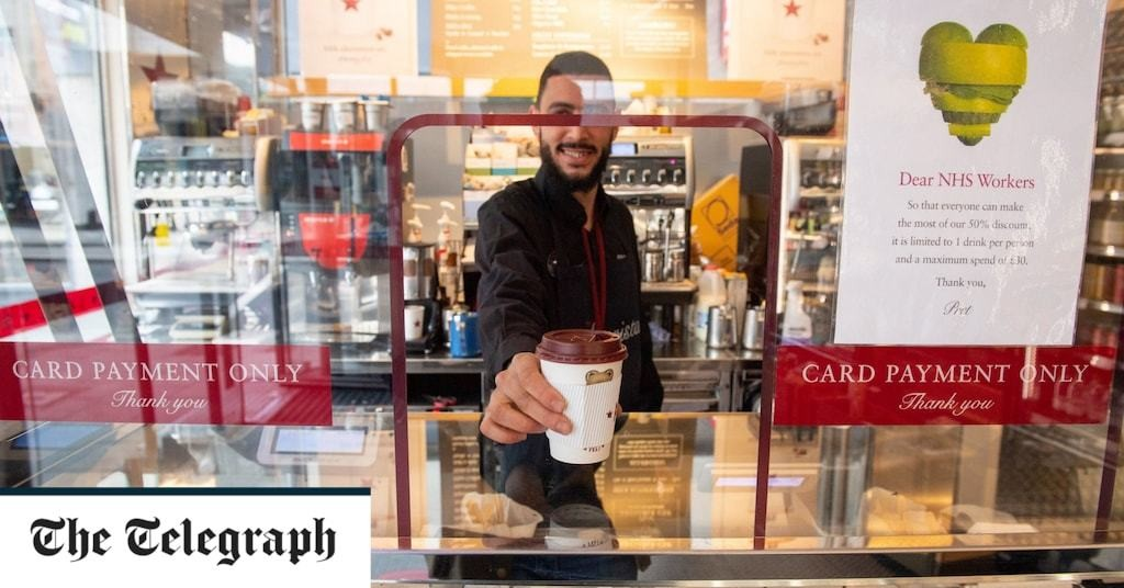 Pret a Manger to cut prices after VAT reduction