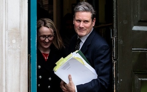 Keir Starmer: the high-flying law man desperate to stress his working class credentials