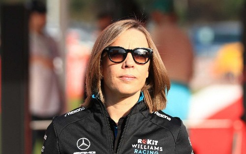 Claire Williams says her F1 team's 'fighting spirit' is alive as they aim to bounce back from nightmare 2019 season