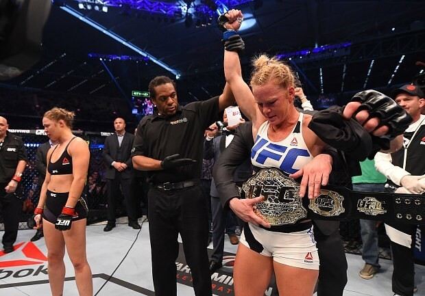 UFC: What defeat means for dethroned UFC champion Ronda Rousey