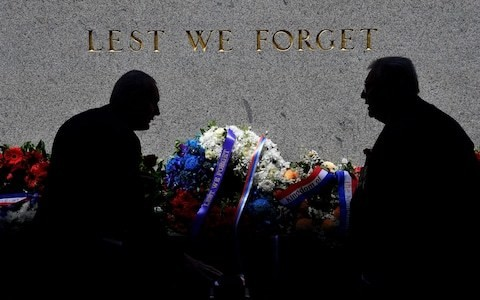The South African history behind the two-minute silence