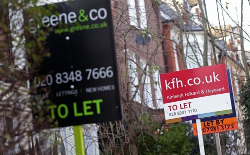 Record numbers of renters have left London over the past year – and this is where they're going
