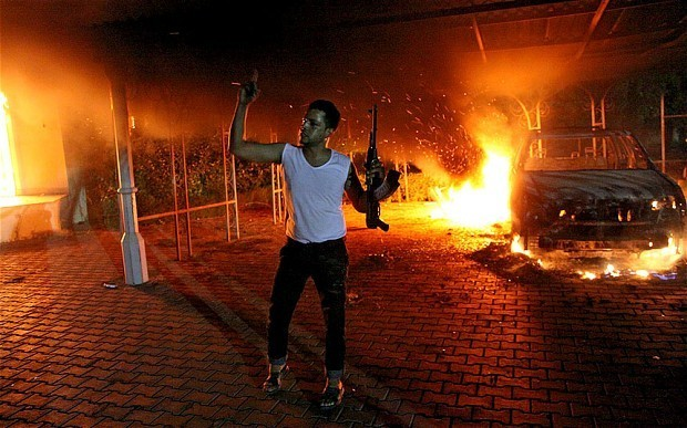 US offering $10m reward for help capturing Benghazi attackers