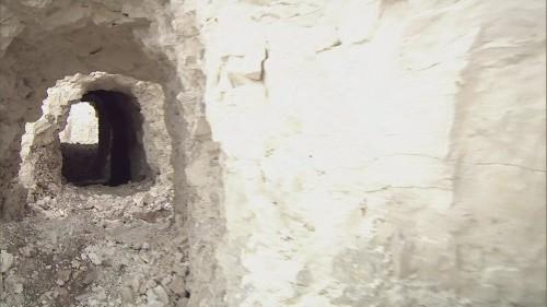 'Unique' network of First World War training tunnels found under Salisbury Plain