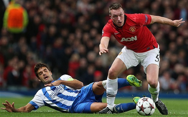 Phil Jones says Manchester United are inspired by everyone hating the club and wanting them to lose