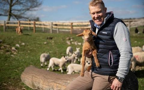 Countryfile presenter calls for agriculture to be taught at GCSEs to stop rise of 'vegan vigilantes'