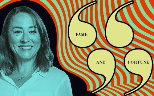 Actress Arabella Weir: 'I made money from the thing that plagued my me whole life – my bum'