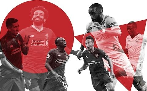 Arsenal's strike force vs Liverpool's seamless attack: Pale imitation or their best chance of success?