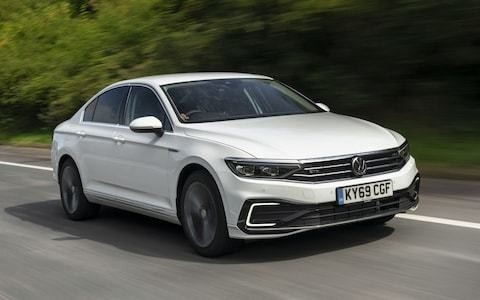 Volkswagen Passat GTE review: a classy plug-in hybrid for those who don't want a diesel