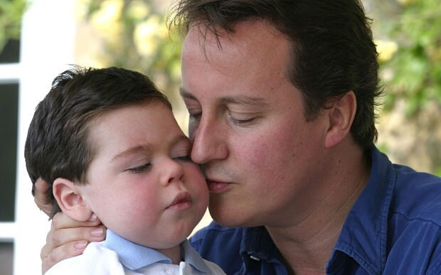 David Cameron invokes dead son to slap down minister who said disabled not worth minimum wage