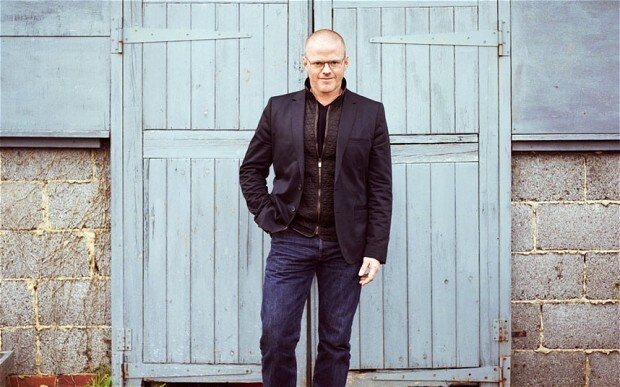 Heston Blumenthal: food that gets curioser and curioser