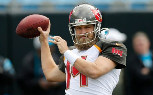 Ryan Fitzpatrick interview: 'I wouldn't trade my career for Tom Brady's'