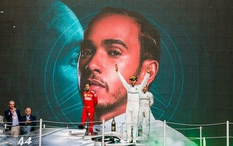 Lewis Hamilton remains insatiable when it comes to making history – his sixth world title will not be his last