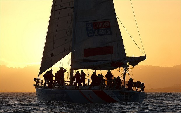 Clipper Round the World Yacht Race 2011-12: Top ten videos