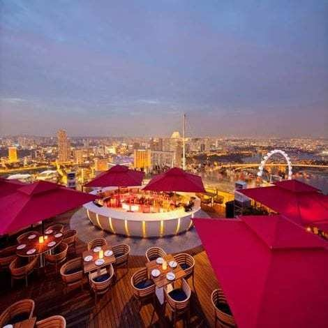 The world's best rooftop restaurants