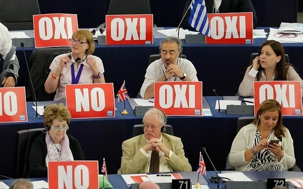 Could Estonia threaten Greece's future in the euro?