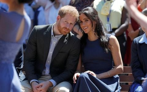 Sussex Tour: Duke and Duchess urged to put Archie front and centre so public can 'refall in love with them'