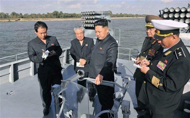 Kim Jong-un's officials who hang on Supreme Leader's every word