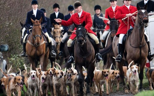 Boxing Day traditions: Fox hunting, patron saints and 'Christmas boxes'