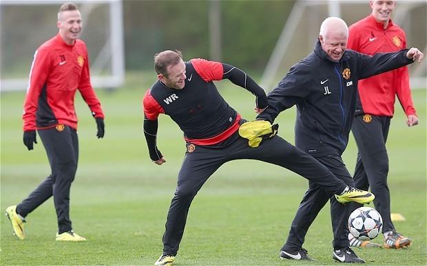 Bayern Munich v Manchester United: We can go through, declares Wayne Rooney