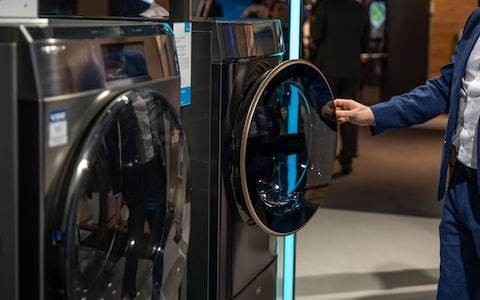 Washing machines and fridges to be made easily repairable under new EU legislation to cut greenhouse gases