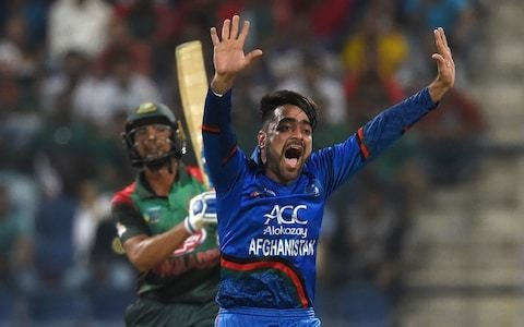 England must beware the fearless aggression of Afghanistan in World Cup warm-up match