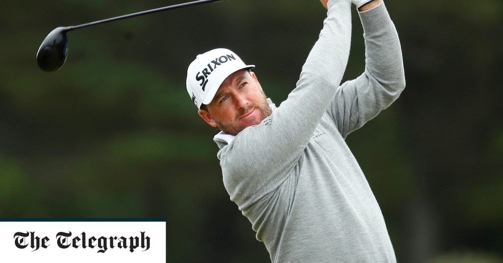 'It has been an emotional few weeks' - Graeme McDowell reveals absence due to aftermath of Hurricane Dorian