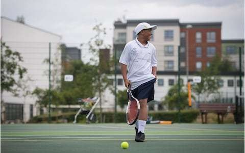 Tennis is transforming lives in Tower Hamlets where the sport really matters