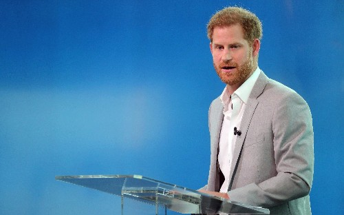 Prince Harry to launch eco-friendly holiday scheme tracking flight pollution