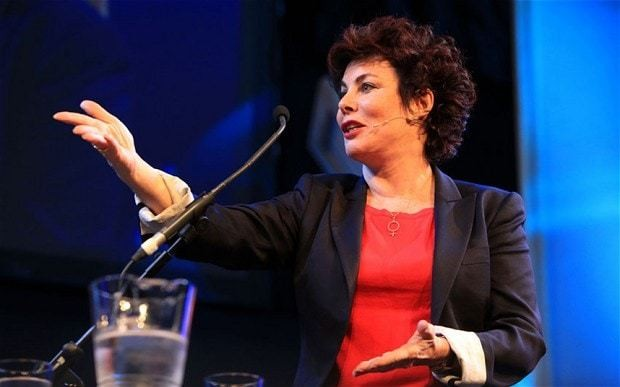 Hay Festival 2013: evolutionary 'glitch' is making us worry too much, Ruby Wax says