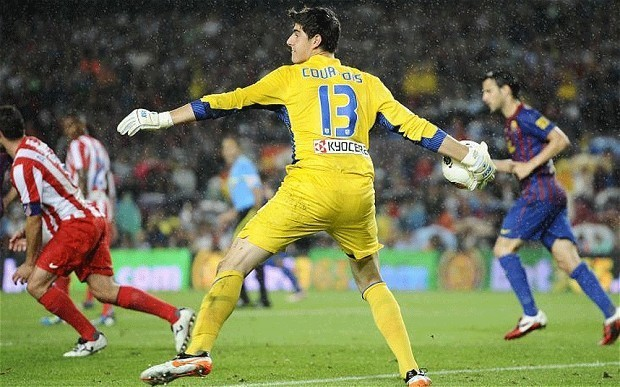 From You Tube to Champions League stardom, Thibaut Courtois is a jewel Chelsea cannot afford to lose