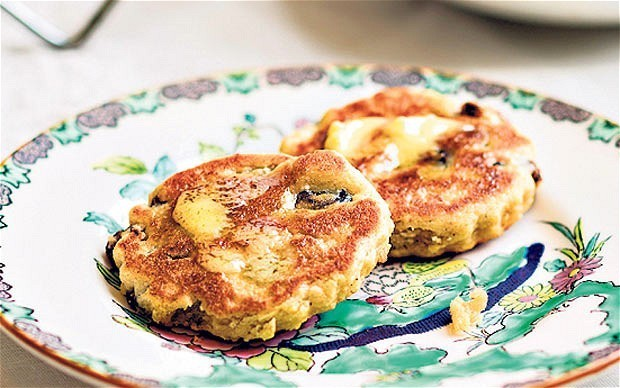 Rose Prince's Baking Club: Welsh cakes
