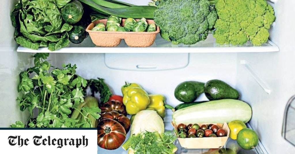 Why back-of-the-fridge vegetables and fruit could be a shortcut to a flourishing patch