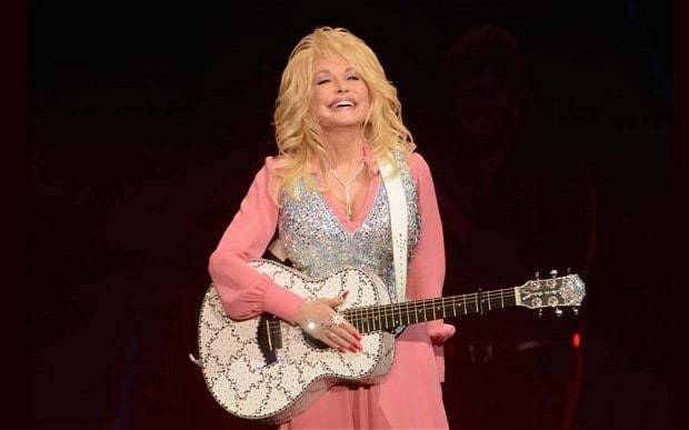 Dolly Parton interview: Miley Cyrus? She's just like Shirley Temple