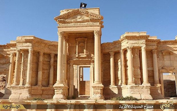 Britain to pass new law to protect Middle Eastern artefacts from Isil