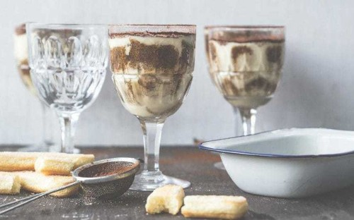 Traditional tiramisu recipe - perfect for all the family