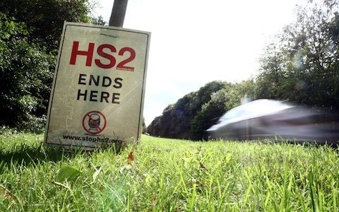 Government-owned firm behind HS2 accused of trying to 'con' Boris Johnson into giving it green light