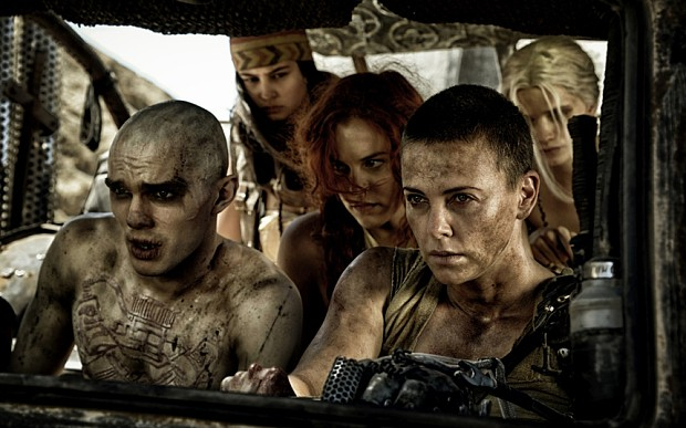Why every mum should take their sons to see Mad Max: Fury Road