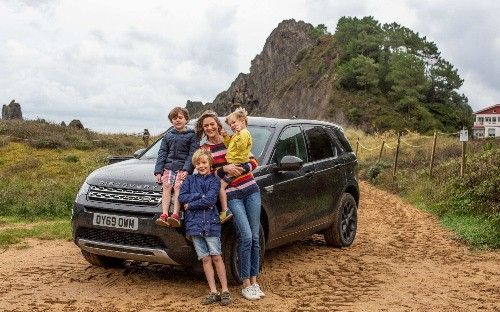 Out of this world: posh car hire rescues a family holiday in Spain from disaster
