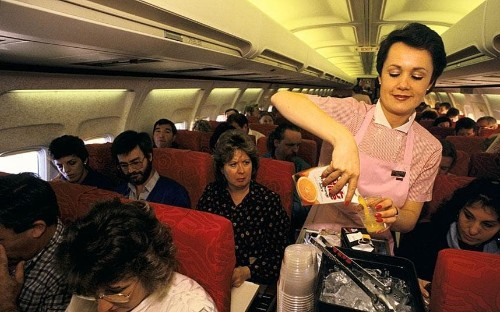 Which airline has the rudest staff?