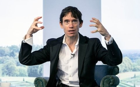 Rory Stewart is a classic Privileged Crusader: compassionate, restless and wants to run the world