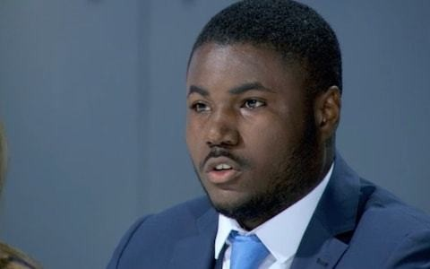 'I was The Apprentice's first disabled contestant - the fact I'm out so early shows how much harder it is for us to make it'