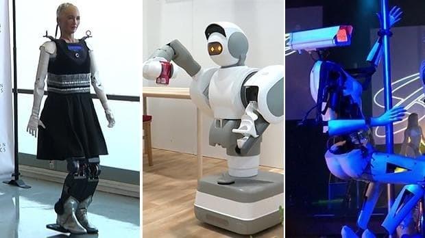 The robots of CES 2018