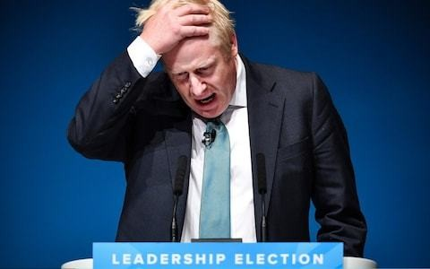 Boris Johnson must be bold and call a general election immediately