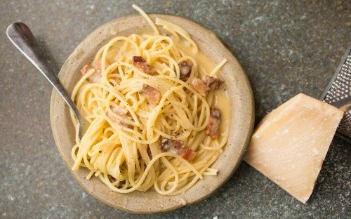 Scrap the spiraliser. Pasta can help you lose weight, major review finds