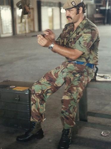 SAS hero of Iranian Embassy siege sells medals