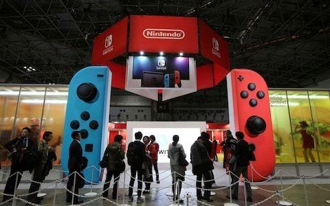 Nintendo's Switch console returns company to profit
