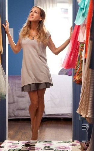 How to get a wardrobe that means you'll never spend more than 5 minutes getting dressed