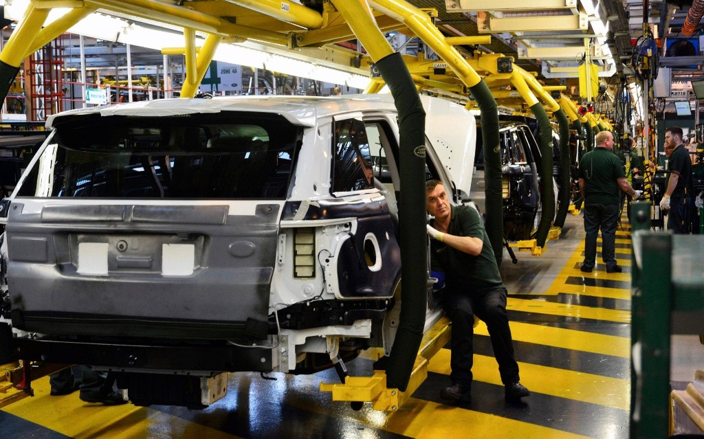 Could the government bail out Jaguar Land Rover?